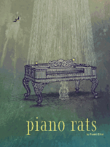 Piano Rats Front Cover