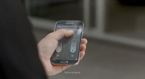 s4 remote