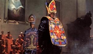Still from Fellini's Roma (1972)