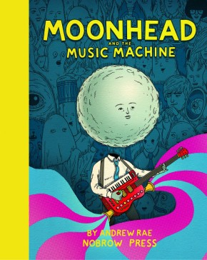 Moonhead and the Music Machine, by AndrewRae