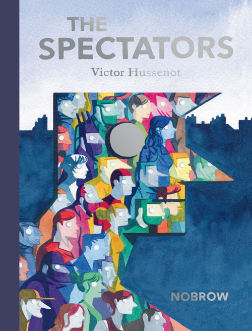 TheSpectators_cover_silverdeboss